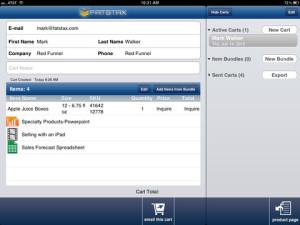 ipad business app