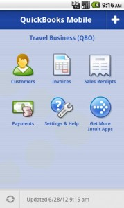 quickbooks mobile
