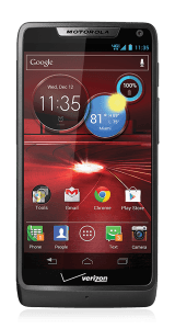 razrm smartphone