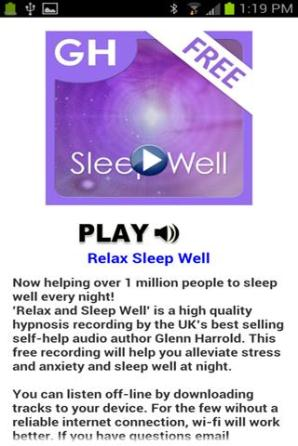 relaxation app