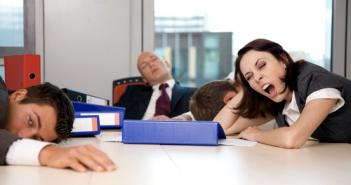 survive a boring meeting
