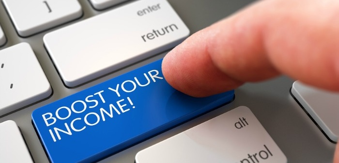 boost your annual income