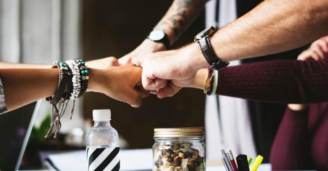 entrepreneur team