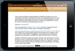 ipad productivity apps