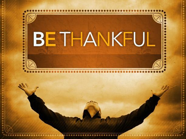 ungrateful towards God