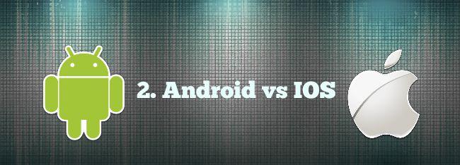 App Monitization Android vs iOS