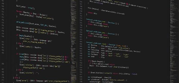 your website code